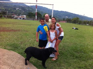Marley and family