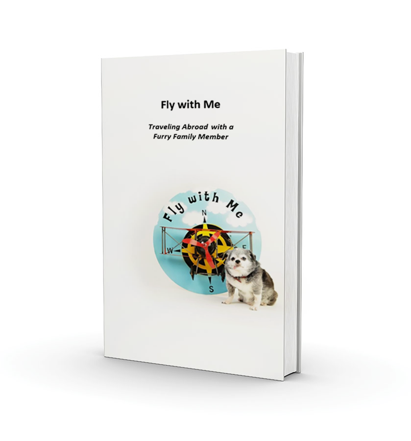 World Pet Travel Fly With Me Ebook!
