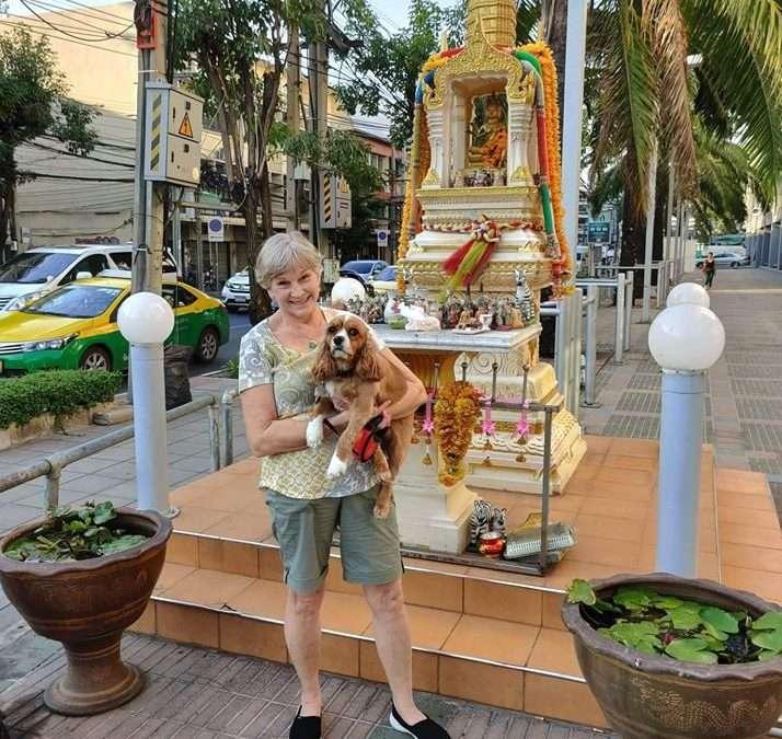 Tucker's Move from Texas to Bangkok
