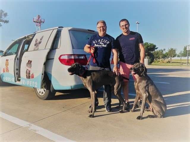 Rudy & Roy's Move from Nebraska, USA to Stuttgart, Germany
